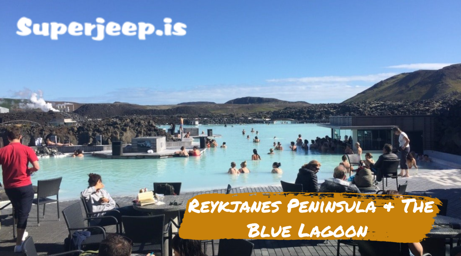 Reykjanes Peninsula & The Blue Lagoon