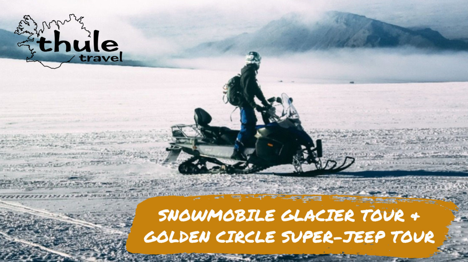 Snowmobile Golden circle