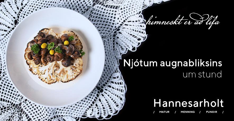 2 for 1 at Hannesarholt
